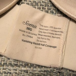 Soma Intimates & Sleepwear - Bra from Soma